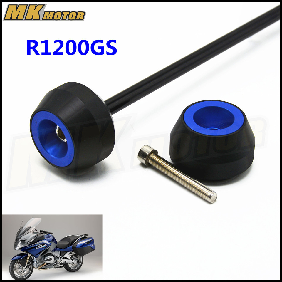 Free delivery For BMW R1200GS 2013 2015 CNC Modified Motorcycle drop ball shock absorber in Falling Protection from Automobiles Motorcycles