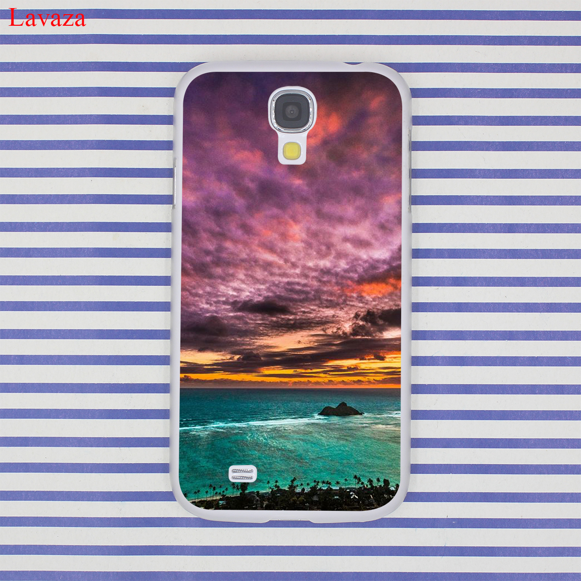 Funda de teléfono Lavaza Clear Sea Sky Sandy beach para Samsung - Accesorios y repuestos para celulares - foto 5