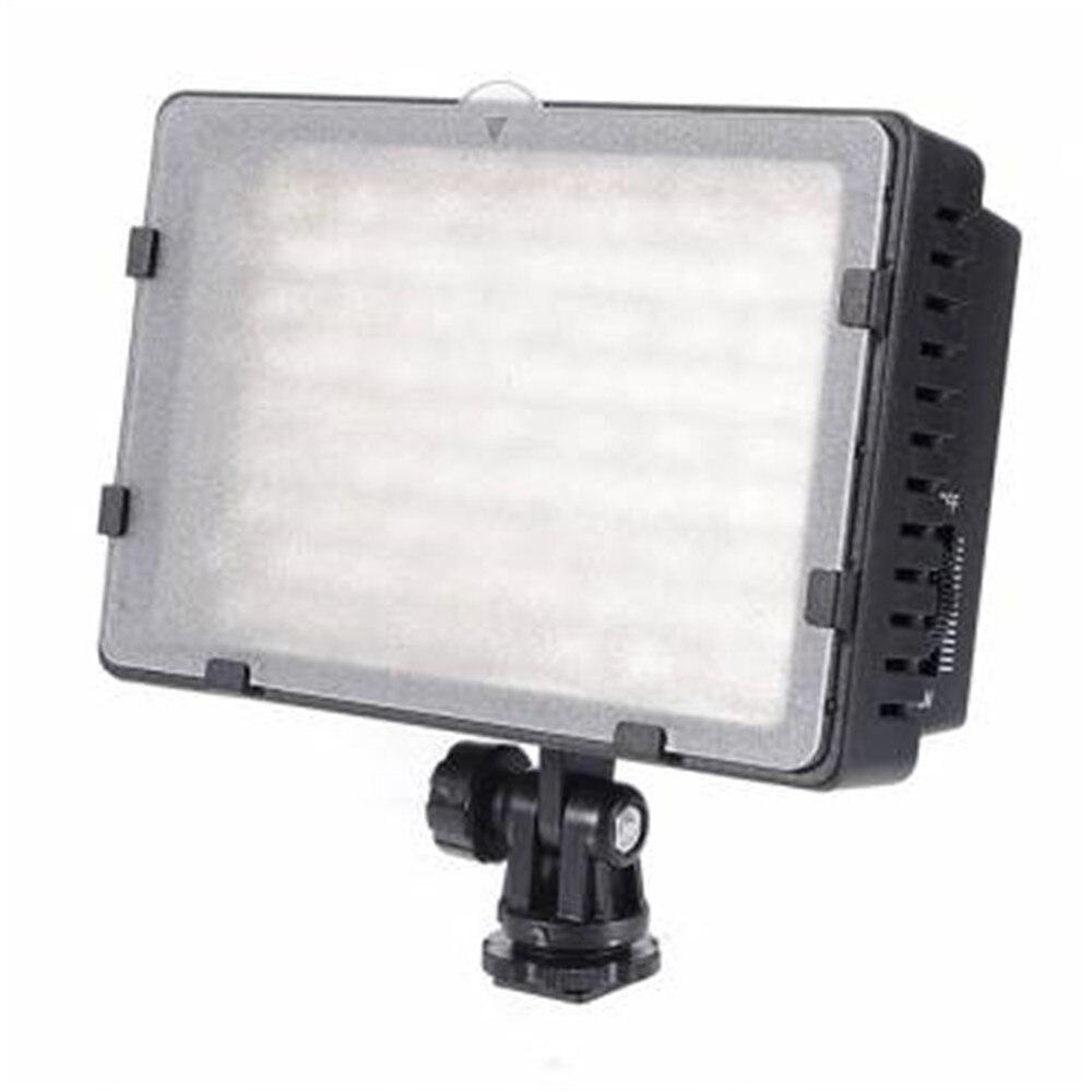 NEW High Quality 160 LED Photo Lighting on Camera Video Hotshoe LED Lamp Lighting for font