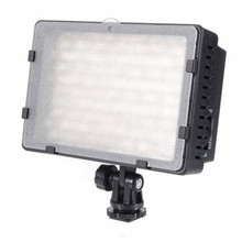 NEW High Quality 160 LED Photo Lighting on Camera Video Hotshoe LED Lamp Lighting for Camcorder DSLR Wedding 800555