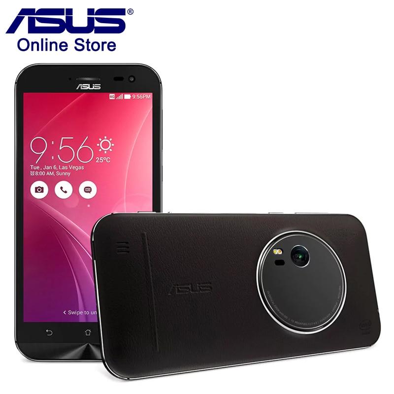 100% original asus zenfone zoom zx551ml smartphone 4 gb 64 gb 5.5 \