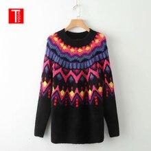 с Зима женский пуловеры