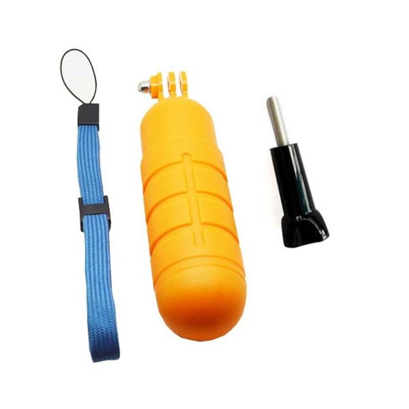 Go pro Accessoires Flottant Main Grip Floaty Bobber Pour GoPro Hero 5 4 3 + 3 SJCAM SJ4000 SJ5000 Xiaomi Yi De Poche Bâton monopode