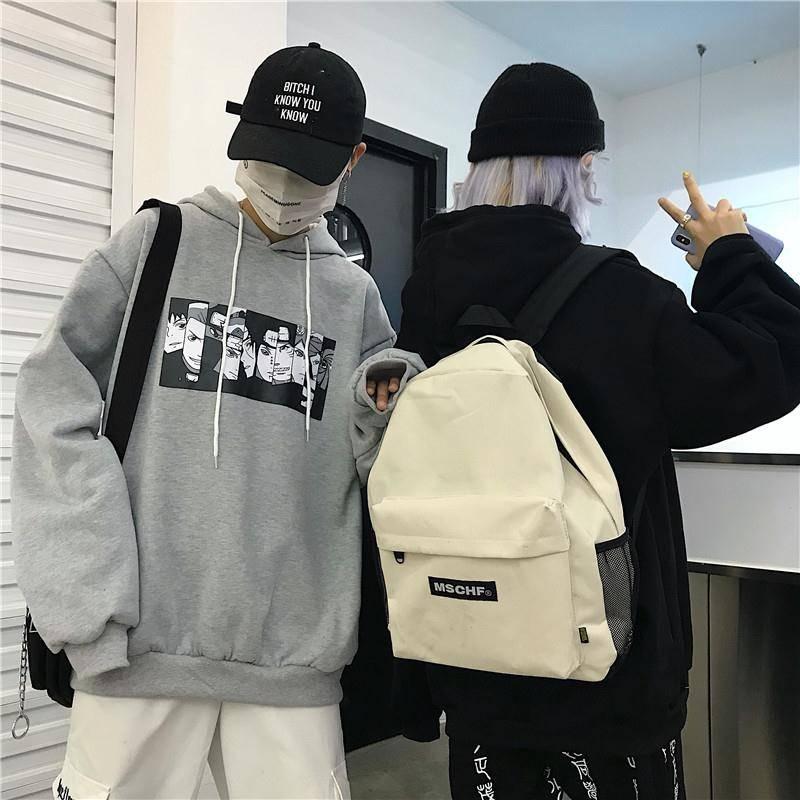 2019 Cool Japan Anime Naruto Sasuke Print Hoody Men Women Autumn Winter Sweatshirt Fashion Hood Harajuku Tracksuits Hoodie Coats