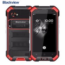 "Blackview bv6000 смартфон 4 г LTE wodoodporna IP68 4.7 ""HD MT6755 OCTA Android 6.0 телефон 3 ГБ Оперативная память 32 ГБ Встроенная память красный доступны!"
