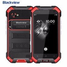 "Blackview bv6000 смартфон 4 г lte wodoodporna ip68 4.7 ""HD MT6755 Окта Android 6.0 Телефон 3 ГБ RAM 32 ГБ ROM Красный в продаже!!!"