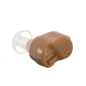 Image 3 - K 80 Mini Verstelbare Dightal Tone In Ear Beste Invisible Sound Enhancement Deaf Volume Versterker Gehoorapparaat Aids Oor Hulp