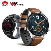 Huawei Watch GT Smart watch водонепроницаемый телефонный звонок поддержка gps трекер сердечного ритма для Android iOS