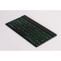 Coustom Design Slim Removable Aluminium Alloy Bluetooth Keyboard For 10 1 Acer Iconia Tab 10 A3
