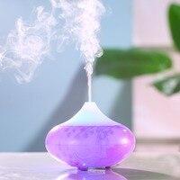 Ultrasonic Aroma Difusor do Óleo Essencial Difusor Umidificador de Ar cerâmica Imitação Névoa para home office EUA UE AU UK plug SPA|air humidifier|ultrasonic aroma diffuser|aroma diffuser -