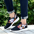 Couple Air Mesh Flower Couple Shoes Casual Shoes Summer Fashion Breath Jogging Gym Shoes Walking Zapatillas Deportivas Mujer