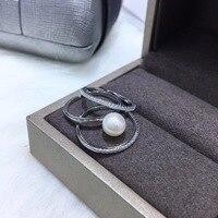 be64f6285 925 Prata Esterlina Anel Ajustável Achados Configurações Montagens  Acessórios Peças para Os Corais de Pérolas Jade Pedras Contas. 925 Sterling  Silver ...