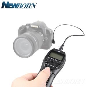 Image 4 - YouPro MC 292 S1 Wireless Timer Remote Control Shutter Release for Sony A900 A850 A700 A580 A550 A950 A99 A77 A57 A55 A35 A33