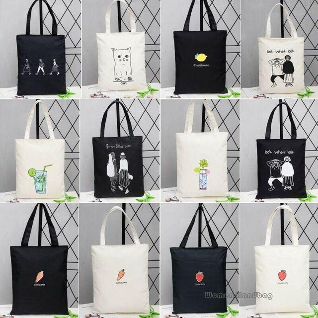 Women Corduroy Shoulder Shopping Bag Tote Package Crossbody Bags Satchel Handbag Lady Crossbody Foldable Reusable Shopping Bag 1