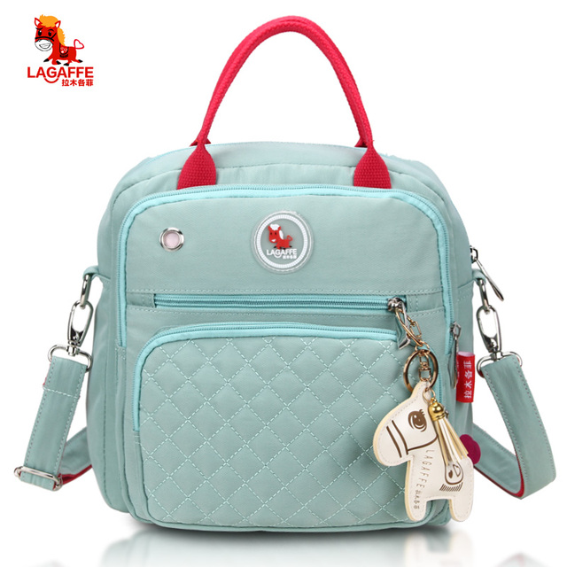 New Baby Diaper High Level Canvas Mommy Bag Ny Bags Maternity Women Backpack