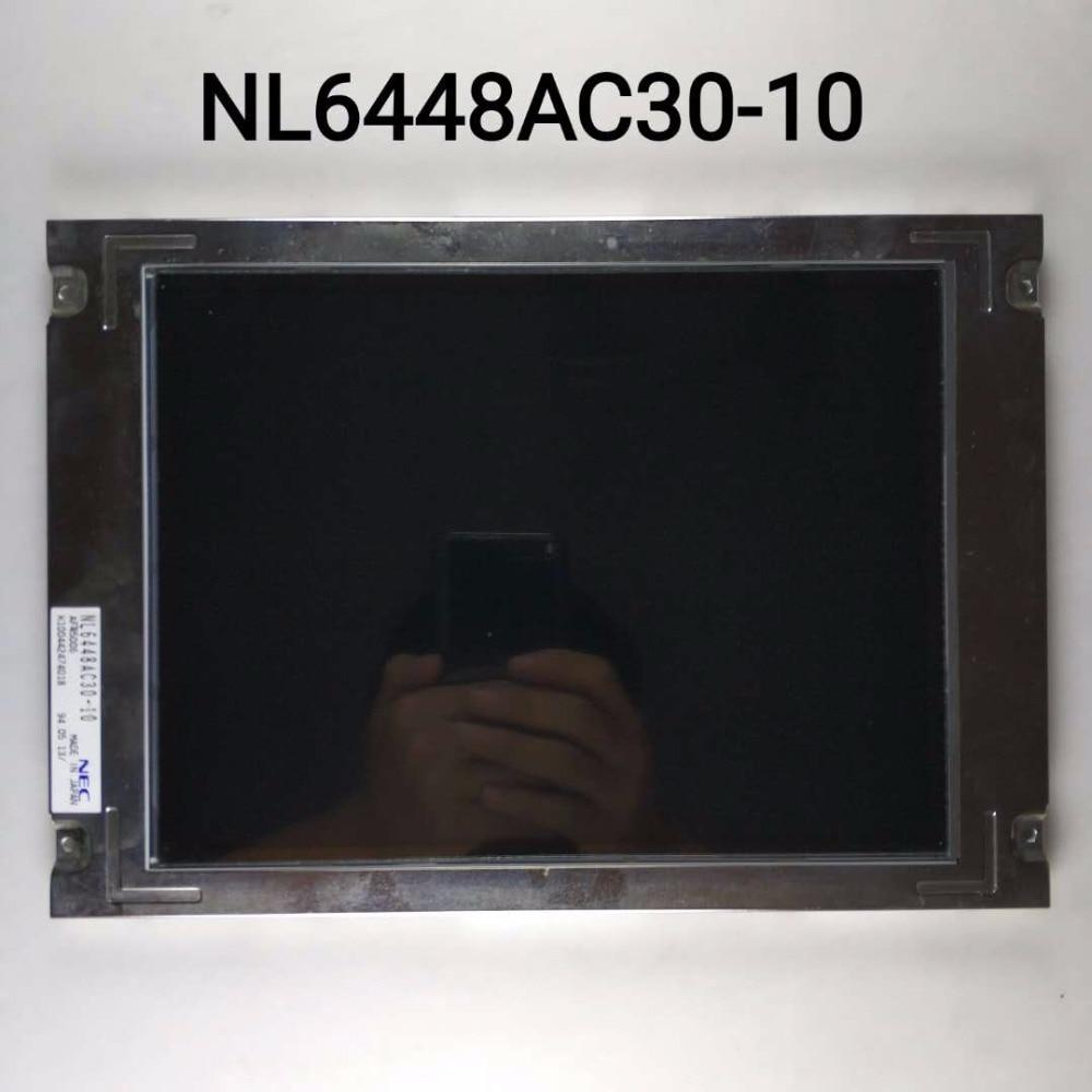 Original new 9.4'' inch display NL6448AC30-10 original nl6448ac30 10 nl6448ac33 13 ltm10c042