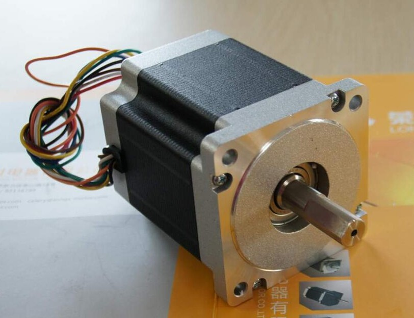 Stepper Motor Nema 34 878oz in 34HST9805 37B2 Driver DM860A peak 7 8A CNC Router Plasma aliexpress com buy stepper motor nema 34 878oz in 34hst9805 37b2 longs stepper motor wiring diagram at eliteediting.co