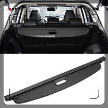 Voor Toyota RAV4 XA50 2019 2020 Intrekbare Kofferbak Organiseren Cargo Bagage Bagage Beveiliging Veiligheid Protector Kofferbak Afscherming Schaduw