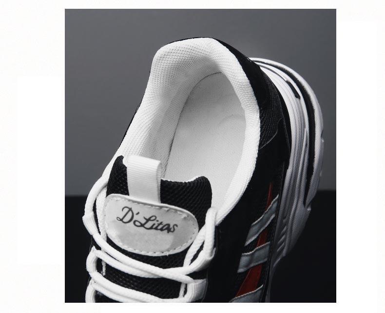 HTB1 dCAX9SD3KVjSZFKq6z10VXae BomKinta Stylish Designer Casual Shoes Men Yellow Sneakers Black White Walking Footwear Breathable Mesh Sneakers Men Shoes