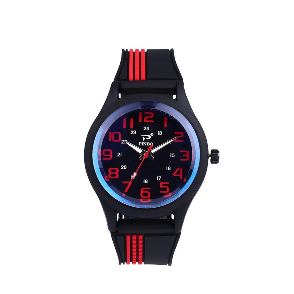 2019 Zhou Lianfa Watches Men Leban Winner Quarter-show Wild Temperament Student Watch Quartz Wristwatches saat Relogio Masculino