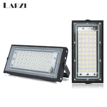 Led Flood Light 50W Outdoor Floodlight  220V 240V LED Street Lamp Waterproof Landscape Lighting IP65 Led Spotlight