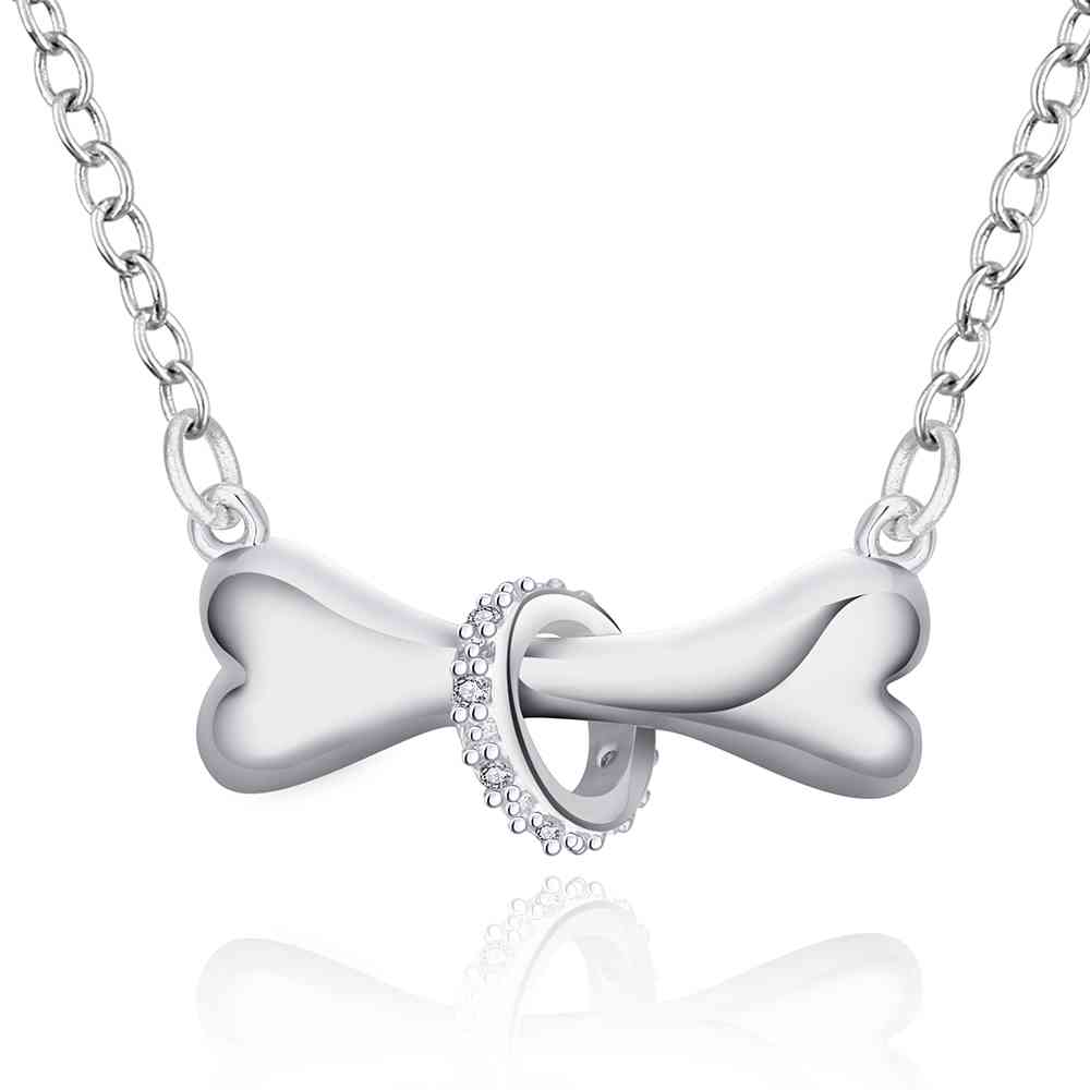 CHB22  for women necklace send with dust bag 45cm chain 925 silver hot sell product 35mm pendant birthdayCHB22  for women necklace send with dust bag 45cm chain 925 silver hot sell product 35mm pendant birthday