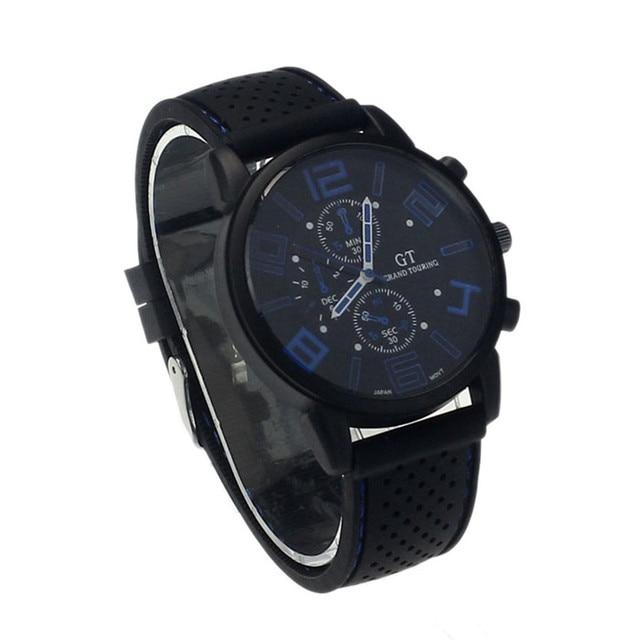 2018 Men Watch Luxury Brand Fashion Male Classic Wristwatch Sport Watch Casual L