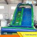 Inflável Biggors witn PVC Corrediça de Água Inflável Parque Aquático Piscina Cidade do Divertimento para Crianças