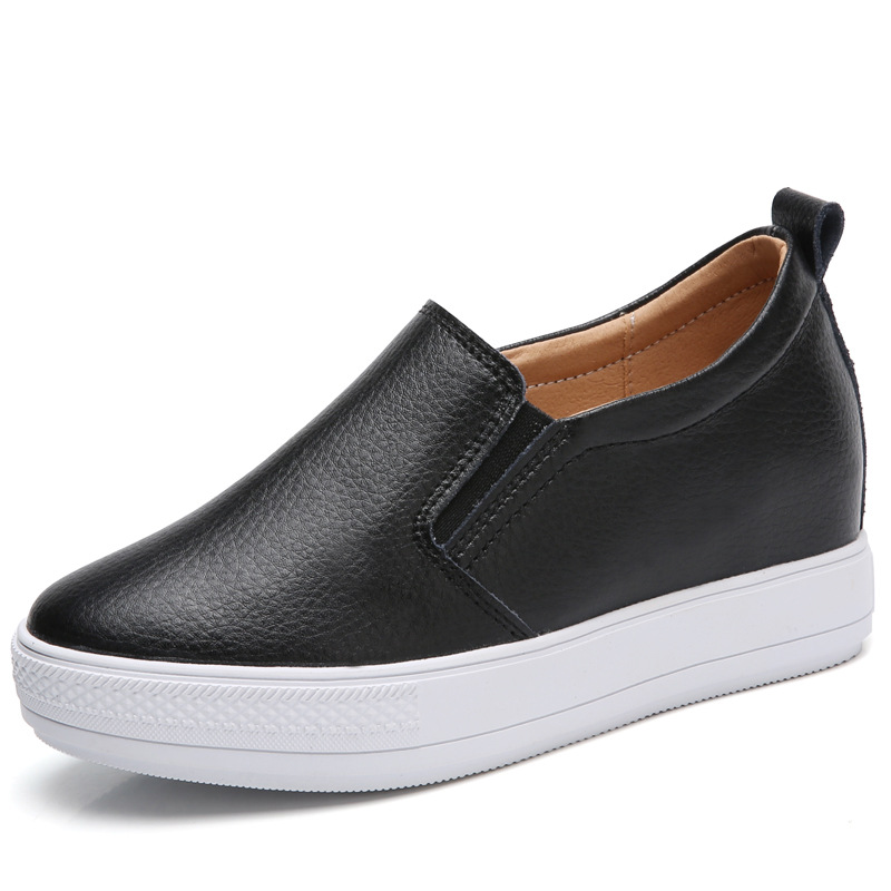 Good quality women s shoes autumn new casual small whiteboard shoes women s Korean shoes NO