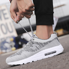 2019 New Lover Boost Air Soled Breathable Men Running Shoes