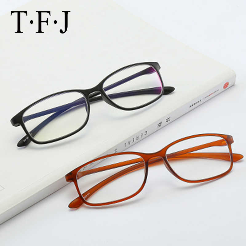 055a871a007 TR90 Ultralight Portable Reading Glasses For Men Women Full Rim Magnifier  Eyewear High Quality HD Resin
