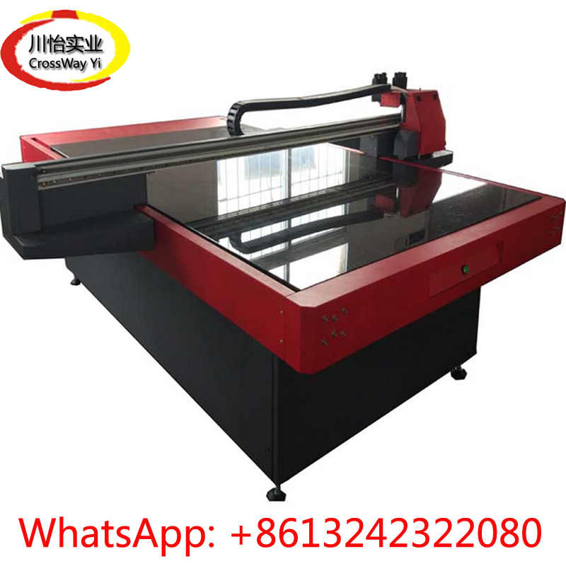Large Size Flatbed UV printer 130cm 150cm