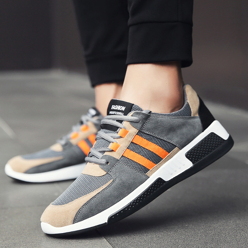 Popular Men Sneakers Air Cushion Plus Velvet Running Shoes for Male Breathable Canvas Sport Shoes Canvas Sneakers Light Trainers men running shoes canvas sport shoes breathable running shoes men sneakers 2s28