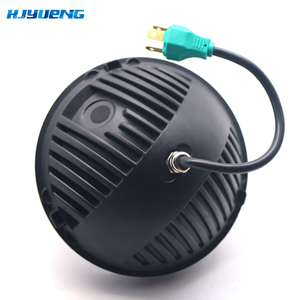 Image 2 - Faros LED de 36w para Lada 4x4 urban Niva 7 pulgadas 7 pulgadas 7 pulgadas faros delanteros LED con adaptador H4 a H13 para Jeep Wrangler