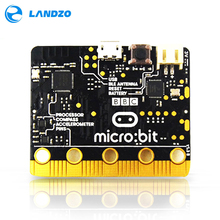 بي بي سي مايكرو: وحدة تحكم صغيرة سائبة مع كشف الحركة ، بوصلة ، شاشة LED وبلوتوث