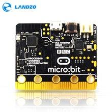BBC mikro: ucu toplu mikro denetleyici motion algılama, pusula, LED ekran ve Bluetooth