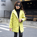 3 4 5 6 7 8 9 10 11 12 13 14 Years Children Jacket Autumn Winter Teenagers Girls Windbreaker Warm Girls Winter Coat Kids Teens