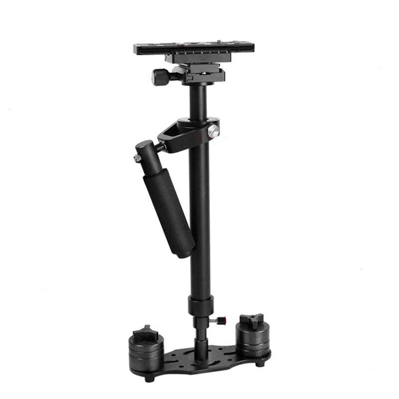 S60 Camera Steadicam 24 Inches / 60cm Pro Handheld Video DSLR Stabilizer For Nikon Canon Sony Panasonic Cameras Up To 6.6lbs/3kg