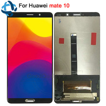 For Huawei Mate 10 LCD Display Touch Screen ALP-L09 ALP-L29 Digitizer Assembly Replacement For Huawei Mate 10 ALP-TL00 lcd