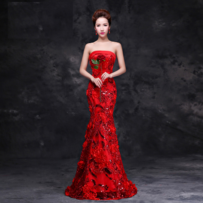 Mermaid Gown From China