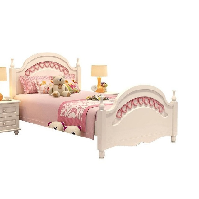 Tempat Tidur Tingkat Hochbett Crib Litera Mebles Dla Dzieci Cama Infantil Wood Muebles Wooden Bedroom Baby Child Furniture Bed