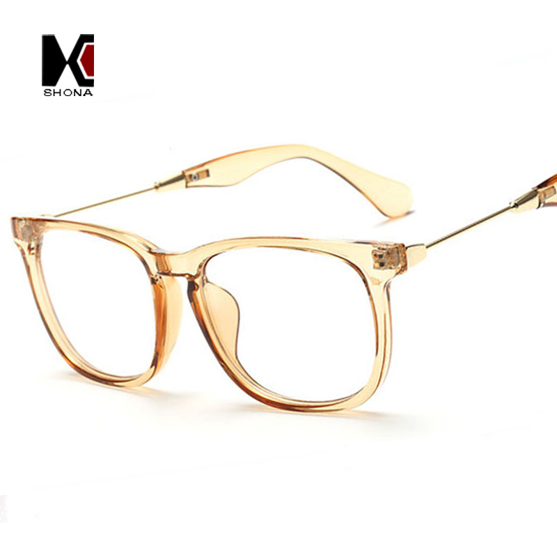 Square Cat Eye Glasses