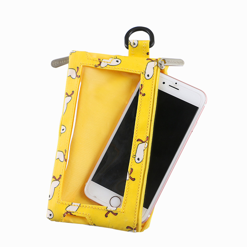 Korean Style Ladies Wallets Brief Phone Case Waterproof Purse For Women 4.7'' Zipper Money Storage Bag Large Space Phone Bags cotton baby rompers set newborn clothes baby clothing boys girls cartoon jumpsuits long sleeve overalls coveralls autumn winter