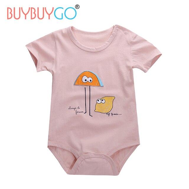a798fd5bbed SALE Summer Breathable Unique Toddler Infant Newborn Baby Boys Girls Elf  Print Romper Jumpsuit Sunsuit Outfits