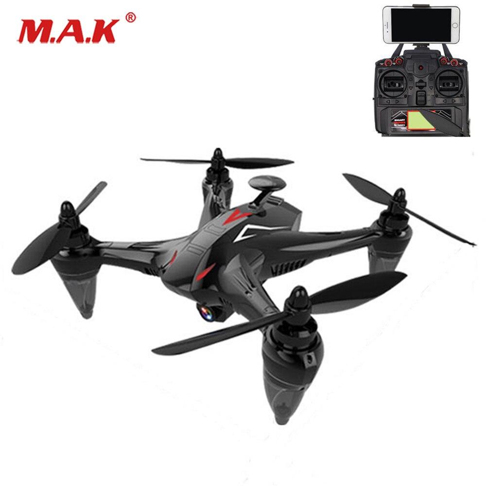 Оригинальный 5 г Wi-Fi FPV безщеточный Радиоуправляемый квадрокоптер gps Дрон парение дроны Follow Me Drone с Камера VS H501S ошибки 2
