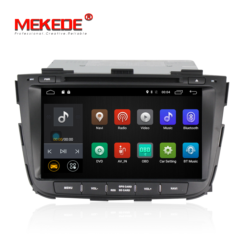 Free shipping Quad core pure android 7 1 system for kia Sorento 2013 2014 car gps