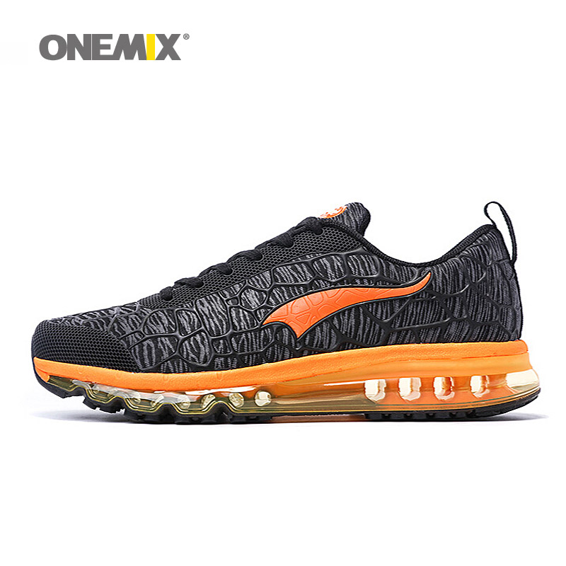 2017 ONEMIX New Arrival Mens Running Shoes Max Colors Stylish Mesh Breathable Athletic Shoes for Men Sneakers EUR Size 39-46 apple summer new arrival men s light mesh sports running shoes breathable fly knit leisure comfortable slip on sneakers ap9001