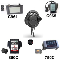 20% OFF ON SALE EU Duty Free BAFANG 8FUN BBS02B 48V 500W motor BBS02 crank mid drive Motor kits LCD C961 C965 Colour 850C 750C