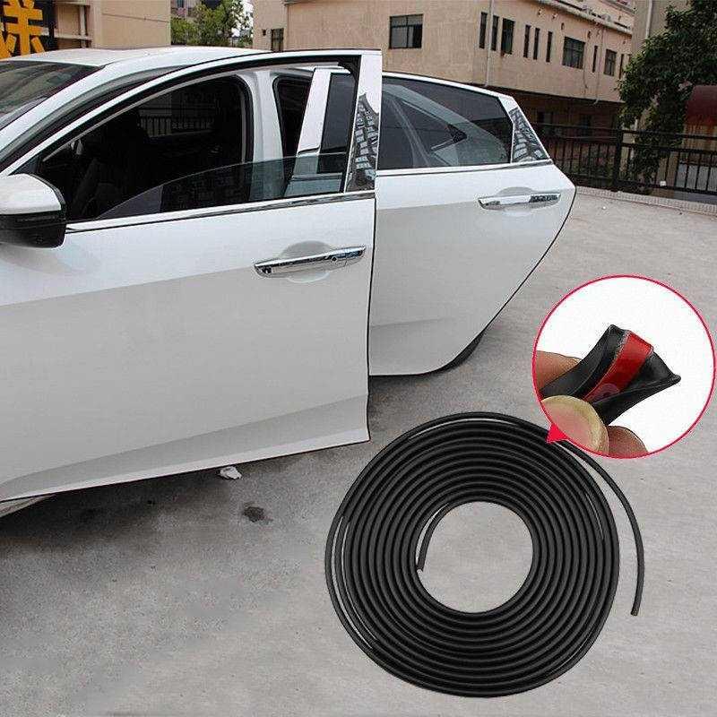 Защитная кромка для двери автомобиля, Защитная крышка для защиты от столкновений, полосковый волновод для Renault Alaskan Trezor Talisman Kwid Espace Kangoo