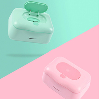 Smart Wipe Warmer Baby Wipes Dispenser No Need Water Facial Mask Wet Towel Heater Portable Thermostat Tissue Machine Food Warmer